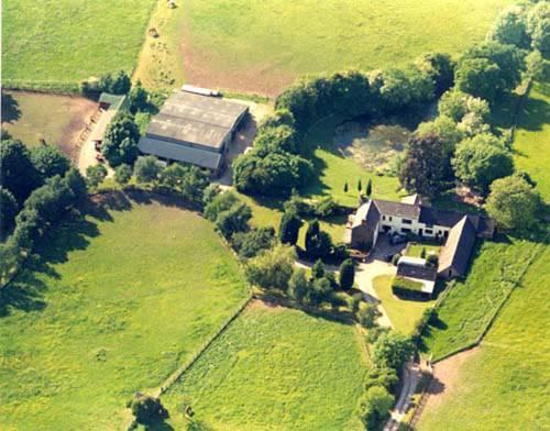 Grange Farm B & B Cover Picture