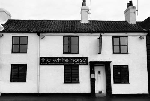 The White Horse Inn Cover Picture