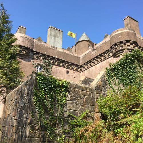 Castle Levan Cover Picture