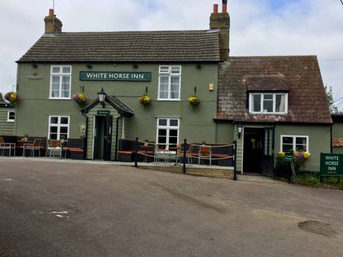 White Horse Inn Cover Picture