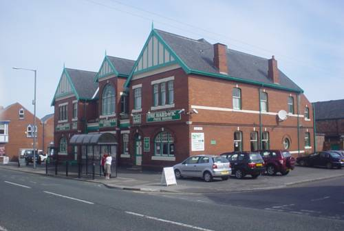 Hardwick Hotel Cover Picture