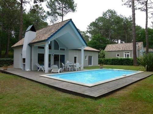 Villa Avec Piscine Sur Le Golf De Biscarrosse Cover Picture