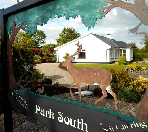 Park South Cottage Cover Picture