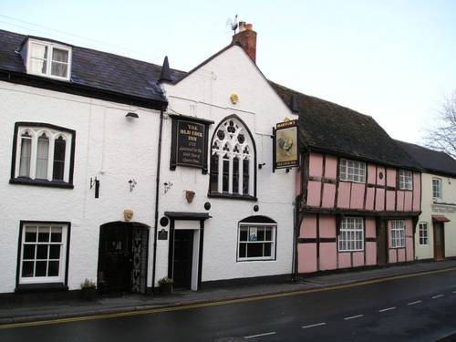 The Old Cock Inn Cover Picture