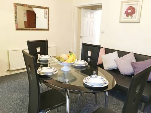 Clifton House Serviced Accommodation Cover Picture