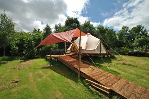 Enchanting Glamping Cover Picture