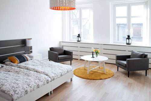 Komfortowe mieszkanie Zygmunta Starego Cover Picture