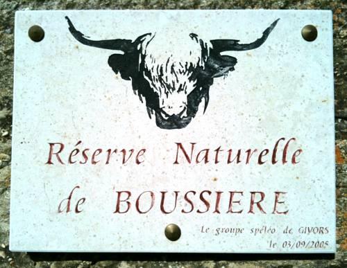 Réserve Naturelle de Boussière Cover Picture