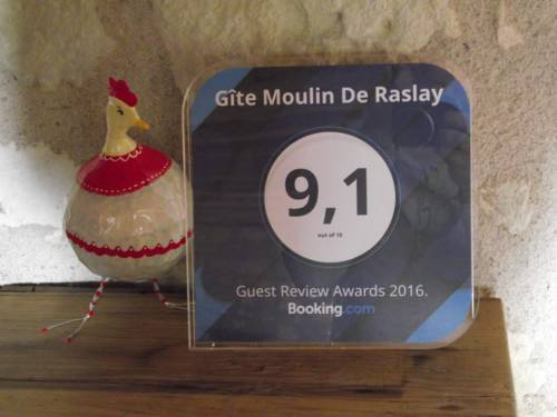 Gîte Moulin De Raslay Cover Picture