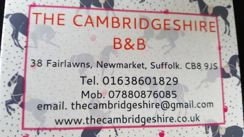 The Cambridgeshire Cover Picture
