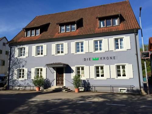 DIE KRONE - Hotel Garni Cover Picture