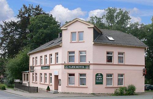 Pension 'Parkhotel' Blankenhain Cover Picture
