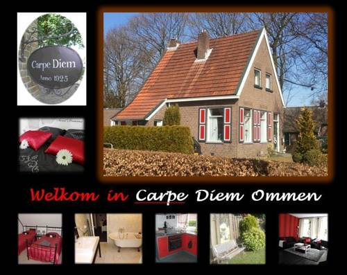 Carpe Diem Cover Picture