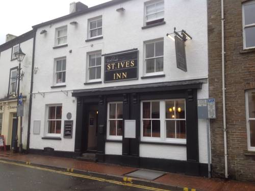 St Ives Inn Cover Picture