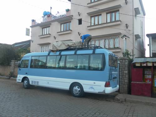 Antsirabe Hotel Cover Picture