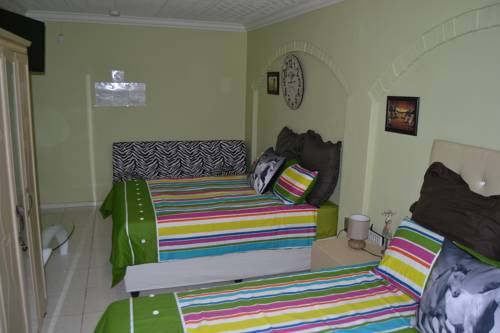 Guest House Ukukhanya Backpacker Cover Picture