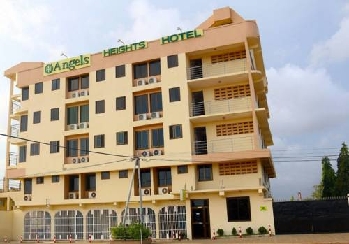 Angels Heights Hotel Cover Picture