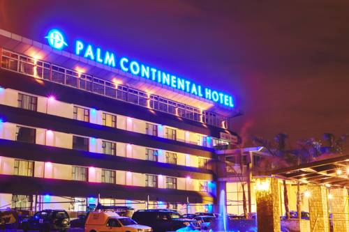 Palm Continental Hotel Cover Picture