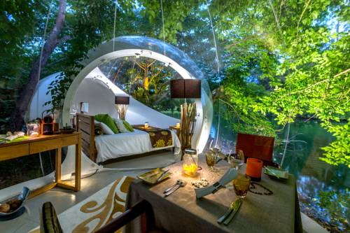 Bubble Lodge Cover Picture