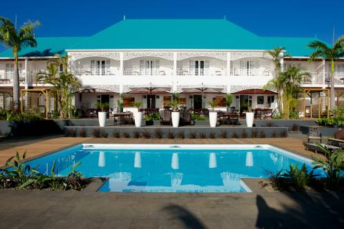 Blue Margouillat Seaview Hotel Cover Picture