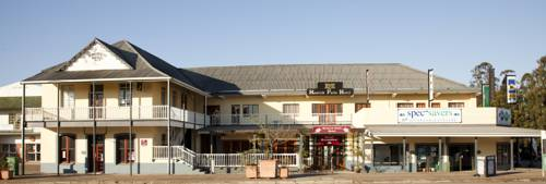 Howick Falls Hotel Cover Picture