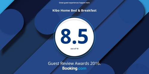 Kibo Home Bed & Breakfast Cover Picture