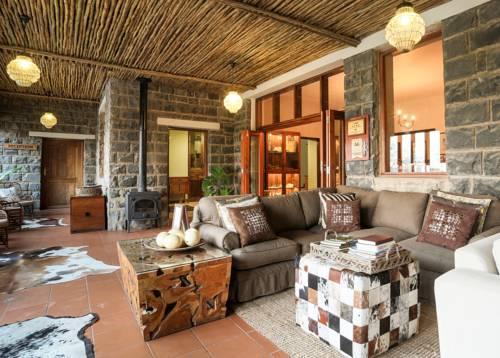 Cheetah Ridge Lodge Cover Picture