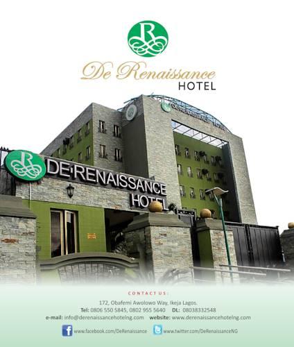 De Renaissance Hotel Cover Picture