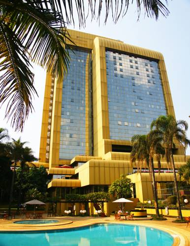 Rainbow Towers Hotel & Conference Centre Cover Picture