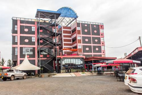 Centurion Hotel Cover Picture