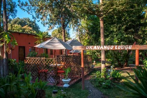 Okavango Lodge Cover Picture