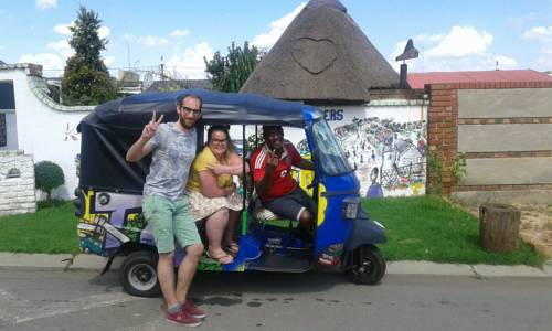 Authentic African Tours and Back Packers Cover Picture