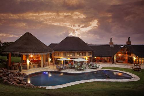Ivory Tree Game Lodge Cover Picture