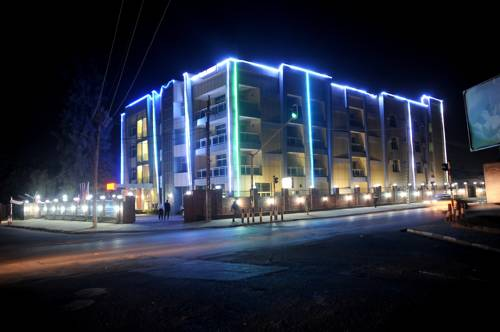 Hotel Ngokaf Cover Picture