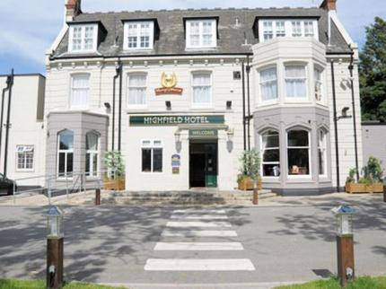 Highfield Hotel Cover Picture