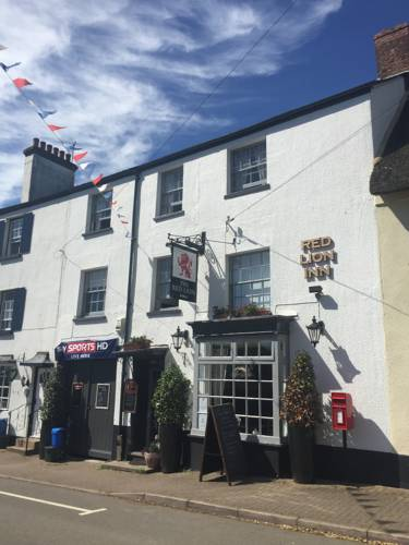 Red Lion Inn Cover Picture