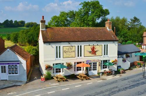 The Old Red Lion Cover Picture