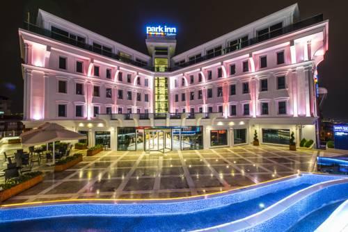 Park Inn by Radisson Ankara Cankaya Cover Picture
