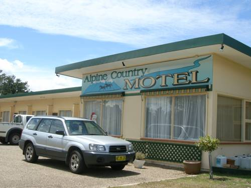 Alpine Country Motel Cover Picture