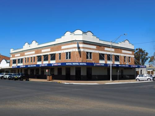 Royal Hotel Moree Cover Picture