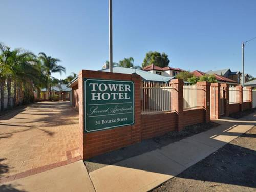 The Tower Hotel Cover Picture