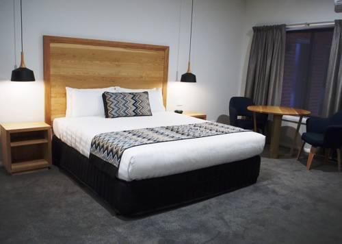 Euston Motel Cover Picture