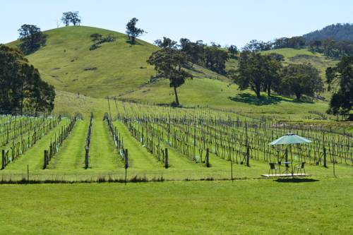 Blue House at Mountainside Wines Cover Picture