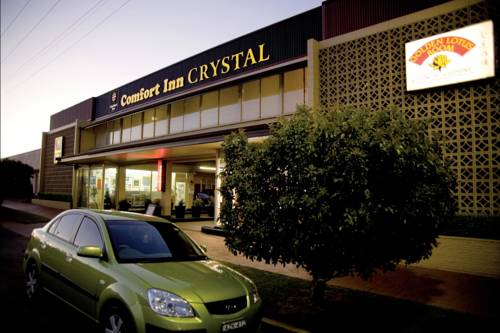 Comfort Inn Crystal Broken Hill Cover Picture