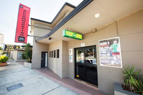Villawood Hotel Cover Picture