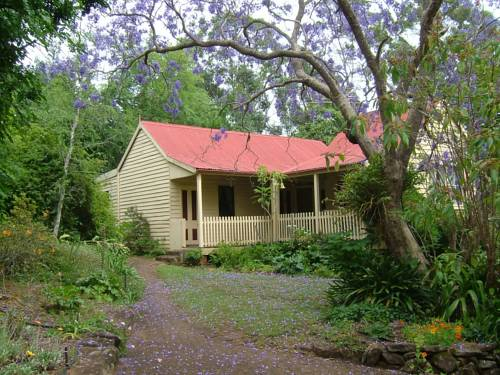 Hermitage Cottage Cover Picture