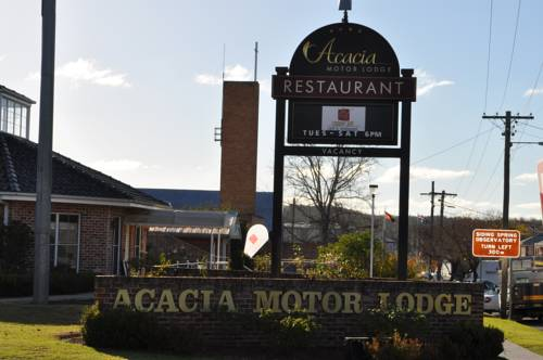 Acacia Motor Lodge Cover Picture