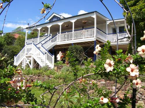 Boonah Hilltop Cottage Cover Picture