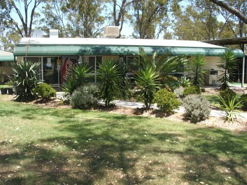 AAOK Jandowae Accommodation Park Cover Picture