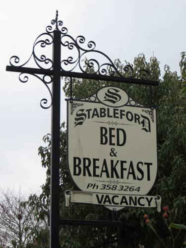 Airport Stableford B&B Cover Picture